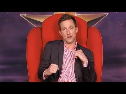Wild Stories In The Red Chair  The Graham Norton  on BBC AMERICA