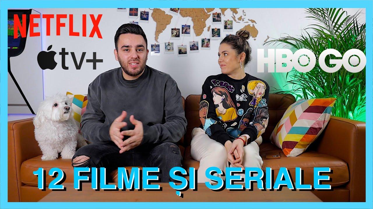 12 Recomandări de FILME ȘI SERIALE! (de văzut zilele astea)