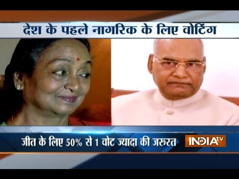 Ram Nath Kovind vs Meira Kumar: MPs, MLAs to vote for Presidential election today