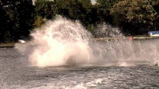 Wakeboarding Wipeouts 2012