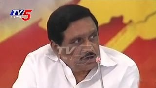 AP Collectors Conference | Deputy CM KE Krishnamurthy Speech | Vijayawada | TV5 News