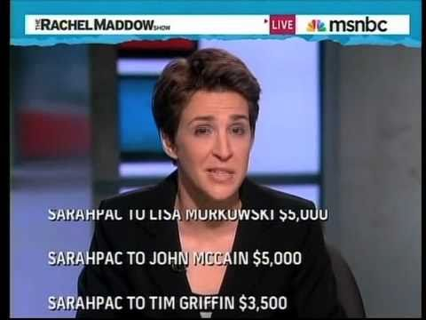 Keith Olbermann suspended by MSNBC - Rachel Maddow reports