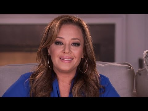 Leah Talks Motherhood | Leah Remini: It's All Relative