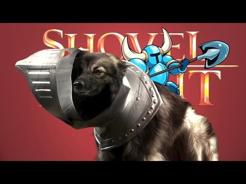 DOG KNIGHT • Shovel Knight Amiibo Co-op • Ep 11