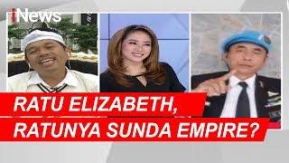 Kritisi Pernyataan Kontroversial, Presenter Dibentak Petinggi Sunda Empire - iNews Sore 20/01