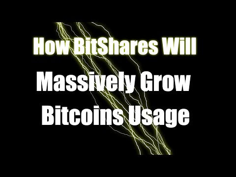 #1 How BitShares Will Massively Grow Bitcoin And Make It More Secure