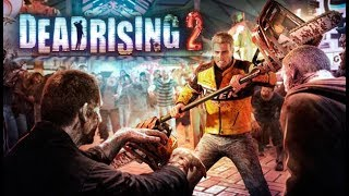 DEAD RISING 2 All Cutscenes (Game Movie) 1080p 60FPS
