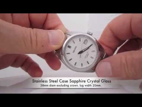 Seiko Sarb035 Automatic Watch Review Youtube