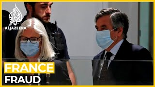 Former French Pm Francois Fillon Handed Prison Sentence For Fraud