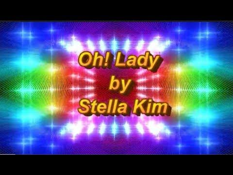 Linedance Oh! lady (아가씨 by Stella Kim) demo