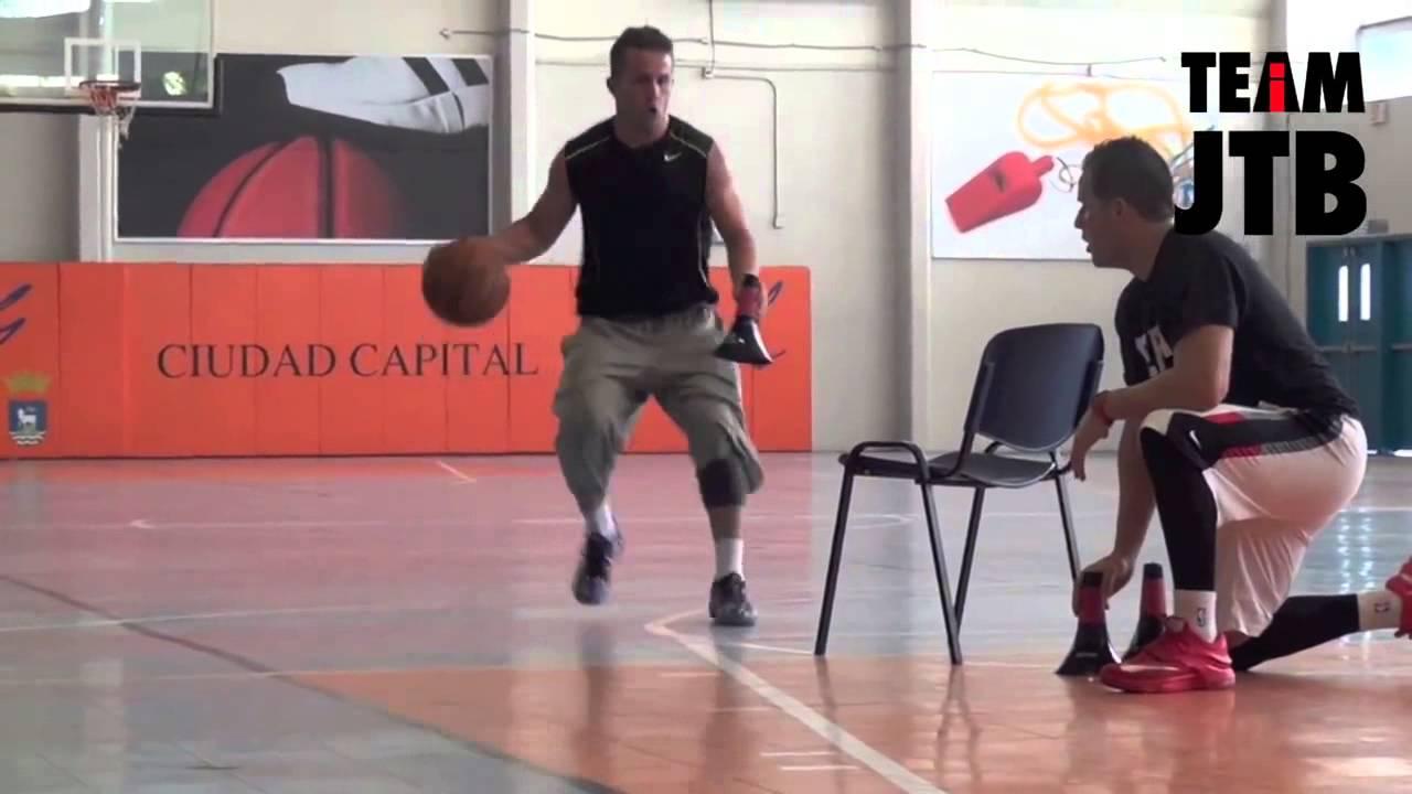 Jose Juan Barea Offseason Small Guard Workout With NBA Skill Coach Jose  Torres