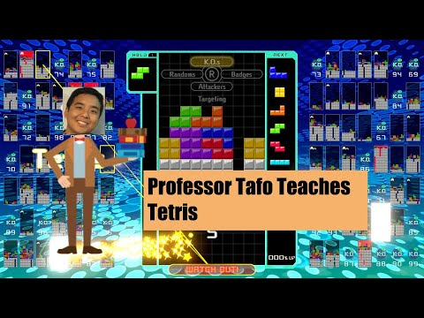 TETRIS 99 : HOW TO IMPROVE YOUR BUILDS AND SPEED