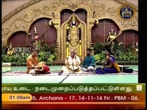 Malladi SuriBabu Muthiah Bhagavathar 01 Hamsadhwani Gam Ganapathe