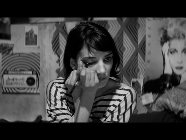 A Girl Walks Home Alone At Night | Teaser | New Directors 2014