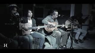 """""""HIO"""" - Sawung Jabo Dkk, Live at Ruang Putih Bandung"""