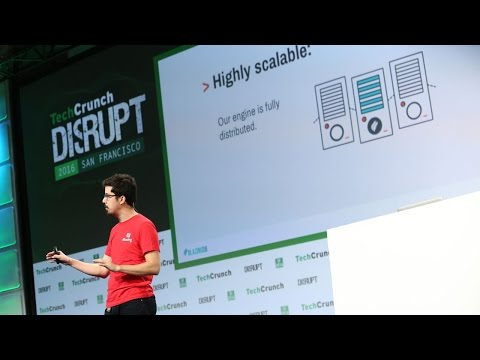 BlazingDB Supercharges Your Database at Disrupt SF Startup Battlefield