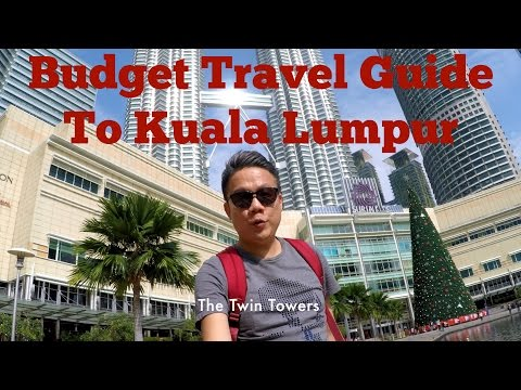 Kuala Lumpur 吉隆坡 On A Budget [Vlog Travel Guide 1]