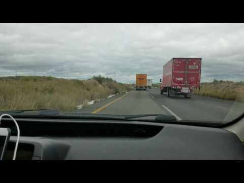 Driving in Mexico: Courteous Truck Drivers