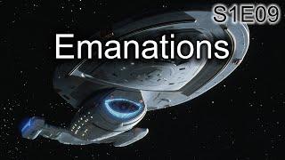Star Trek Voyager Ruminations: S1E09 Emanations