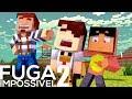 Minecraft: A ORIGEM DOS LADRÕES! - FUGA IMPOSSÍVEL 2 #2