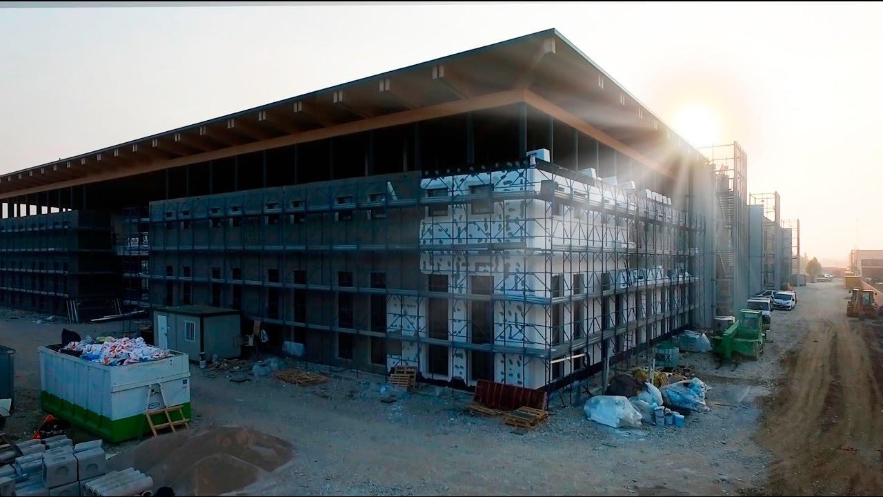 Edg Enzo De Gasperi New Building Youtube