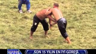 Son 15 yılın en iyi güreşi, İsmail Balaban - Mehmet Yeşil Yeşil - Oil Wrestling