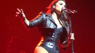 Demi Lovato - Body Say Live - Future Now Tour - 8/18/16 - San Jose, CA - [HD]