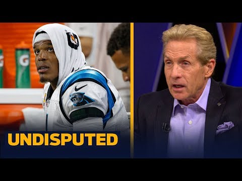 Cam Newton's leadership style has burned the Panthers out  Skip Bayless | NFL | UNDISPUTED