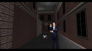 Goldeneye 007 Co op ending glitches