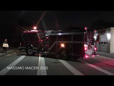 South Hackensack Fire Department 2/20/20