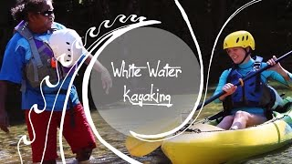 Whitewater Kayaking through North Queensland Jungle