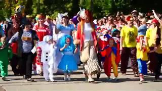 Открытие Второго межрегионального фестиваля
