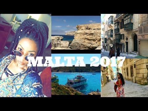 TRAVEL VLOG: MALTA 2017| Valletta,Sliema,Gozo & Blue Lagoon