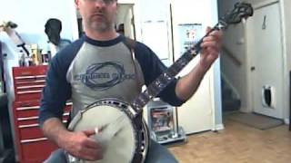 LOTW - Banjo lessons: Classic Scruggs kick-offs or intros