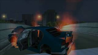 Grand theft Auto III - Short Gameplay Pt 1