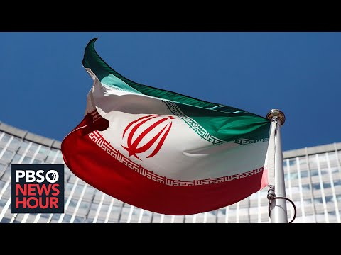 News Wrap: U.S. imposes new sanctions on Iran