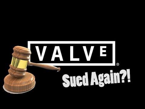 Valve Sued