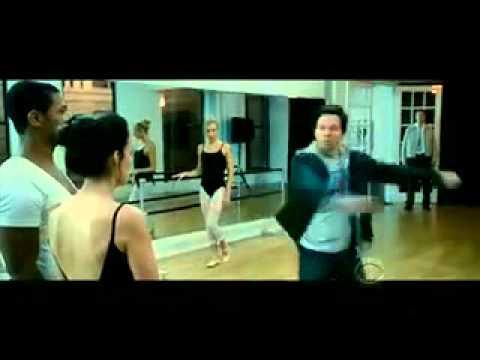 Mark Wahlberg Dancing