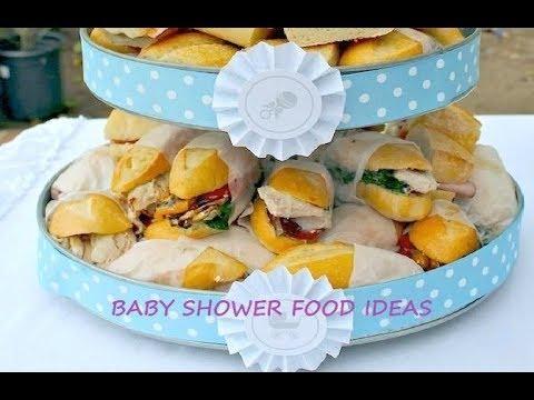 30 Baby Shower Food Ideas - Ronycreativa English Channel