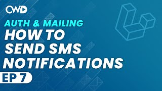 How To Send SṀS Notifications In Laravel 8 | Nexmo For SMS | Laravel 8 Authentication & Mailing