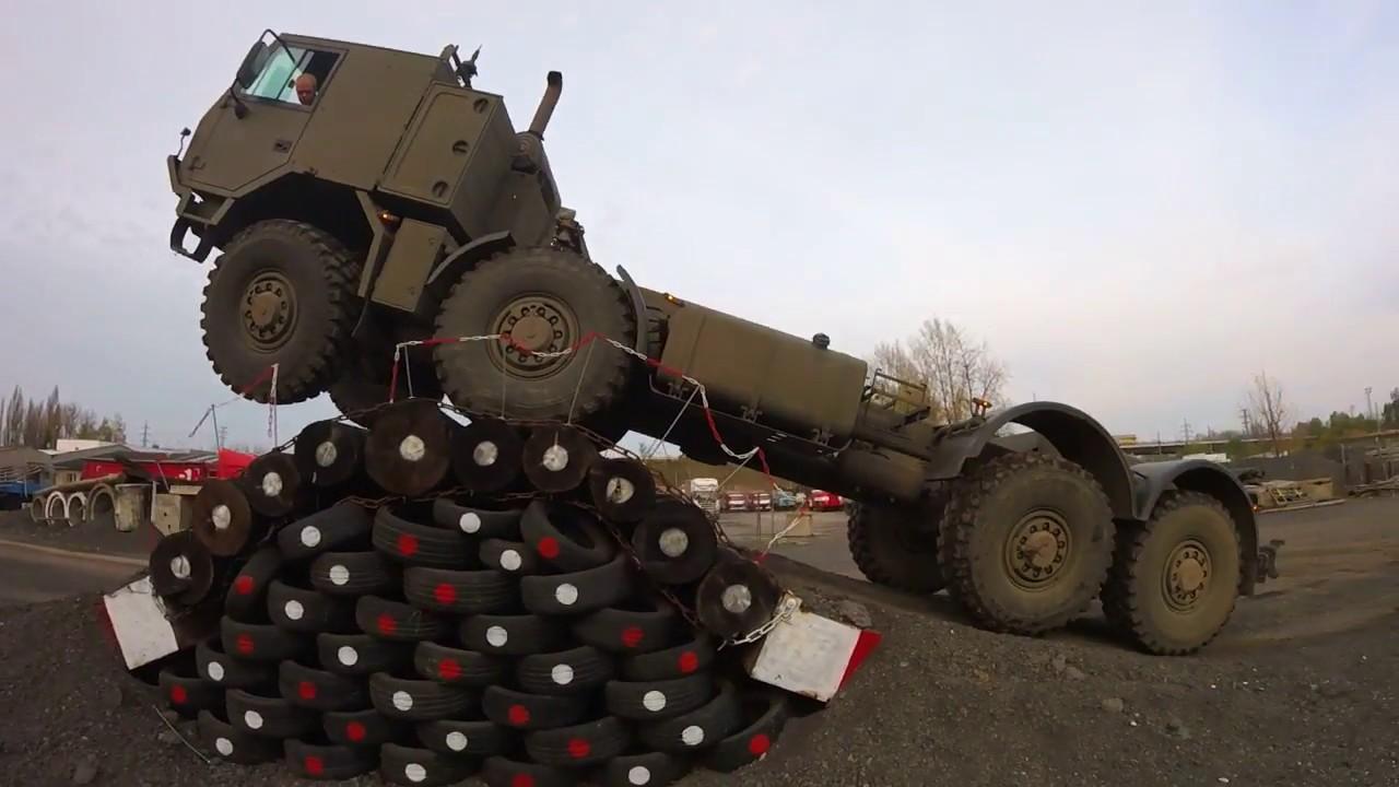 vojensk u00e1 tatra 815-7 8x8 vehicle under trials