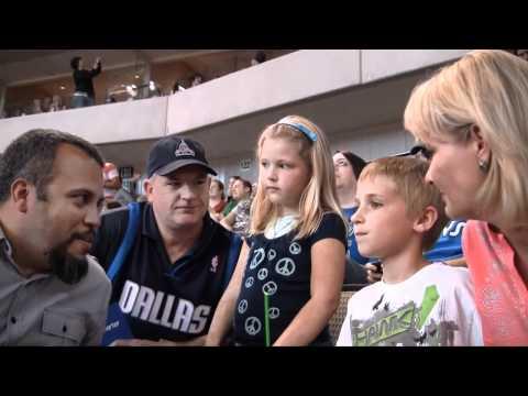 Dallas Mavericks - Live It With Charter!