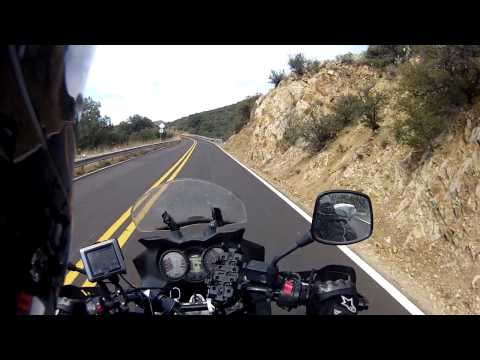 Around the US on a Motorcycle #10: Sedona, Cottonwood, Jerome and Prescott, Arizona
