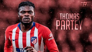 10 Minutes of Thomas Partey Dominating the Midfield! 2019/20