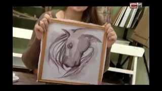 Батик: Свободная роспись по ткани(Мастер класс по технике