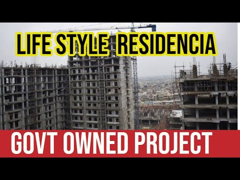 Life Style Residency G-13 Islamabad . Excellent investment opportunity.