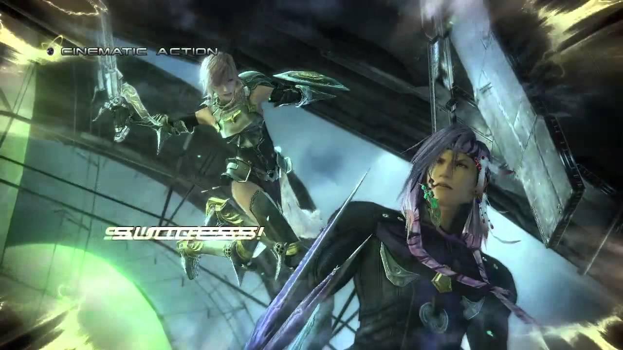 SQUARE ENIX - Games - FINAL FANTASY XIII-2