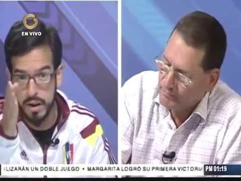 Vladimir a la 1. Debate entre el diputado Miguel Pizarro y Jesús Farías