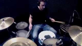 "Ed Sheeran & Rudimental­ - ""Bloodstream"" DRUM COVER"