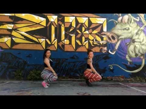 Dubble Sickz Squad *((Vybz Kartel-Pretty Position)) & ((routine by 7equanoxx))*